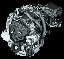 Двигатель Mercedes OM607