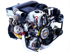 Двигатель Mercedes OM605