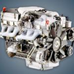 Двигатель Mercedes OM606