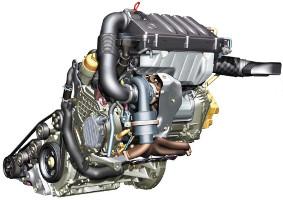 Двигатель Mercedes OM640