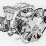 Двигатель Mercedes ОМ603