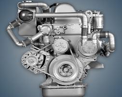 Двигатель Mercedes OM615