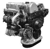 Двигатель Mercedes ОМ616
