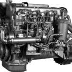 Двигатель Mercedes OM617