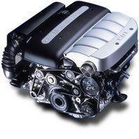 Двигатель Mercedes OM648