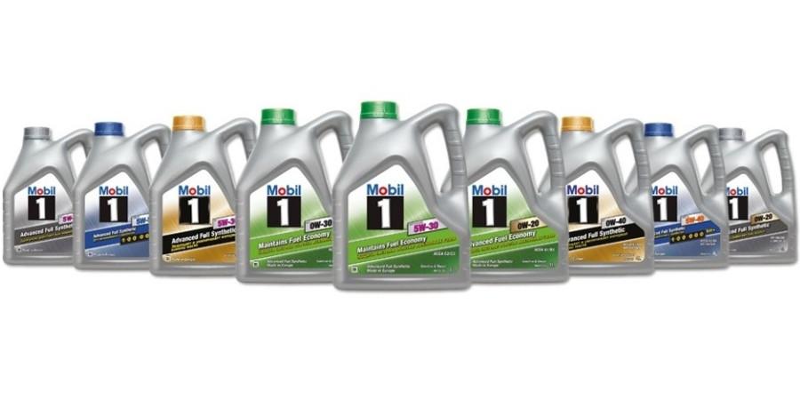 Подбор масла Mobil по марке автомобиля