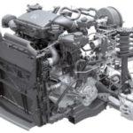 Двигатель Mercedes OM622