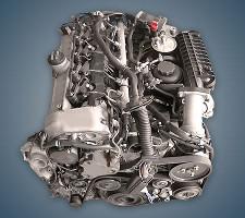 Двигатель Mercedes OM647