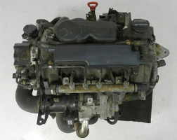 Двигатель Mercedes OM639