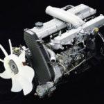 Двигатель Toyota 1HD