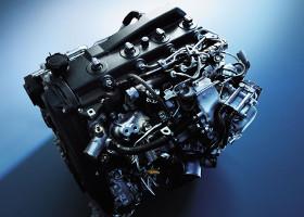Двигатель Toyota 1KD-FTV