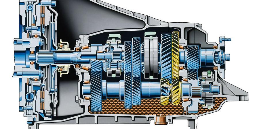 Устройство коробки переключения передач: схема, принцип работы МКПП