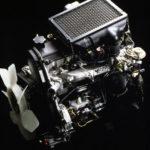 Двигатель Toyota 1KZ