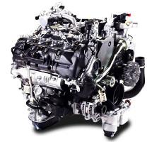 Двигатель Toyota 1VD-FTV