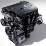 Двигатель Mitsubishi 4B11T