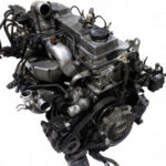 Двигатель Mitsubishi 4М40