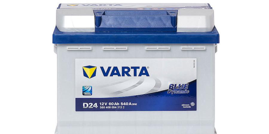 Аккумулятор Varta Blue Dynamic D24