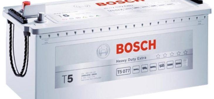 Аккумулятор Bosch T5