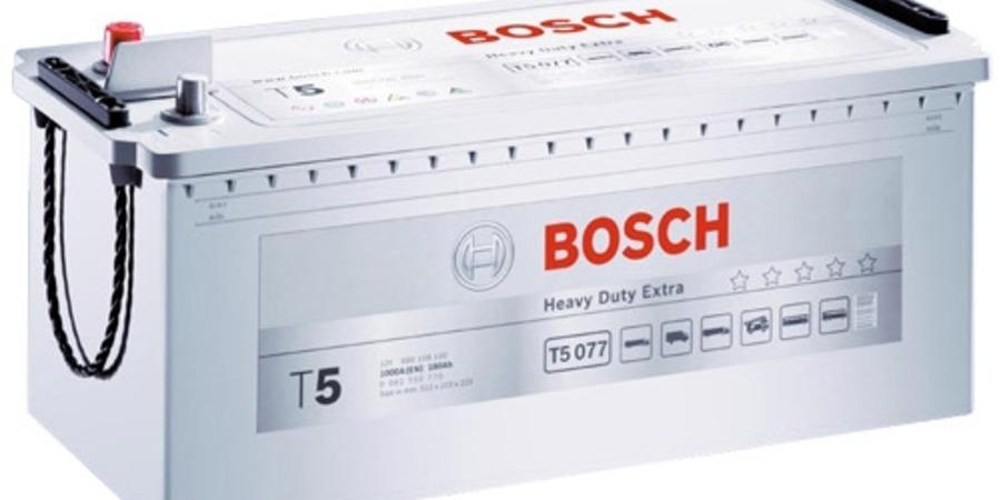 Грузовой аккумулятор Bosch T5