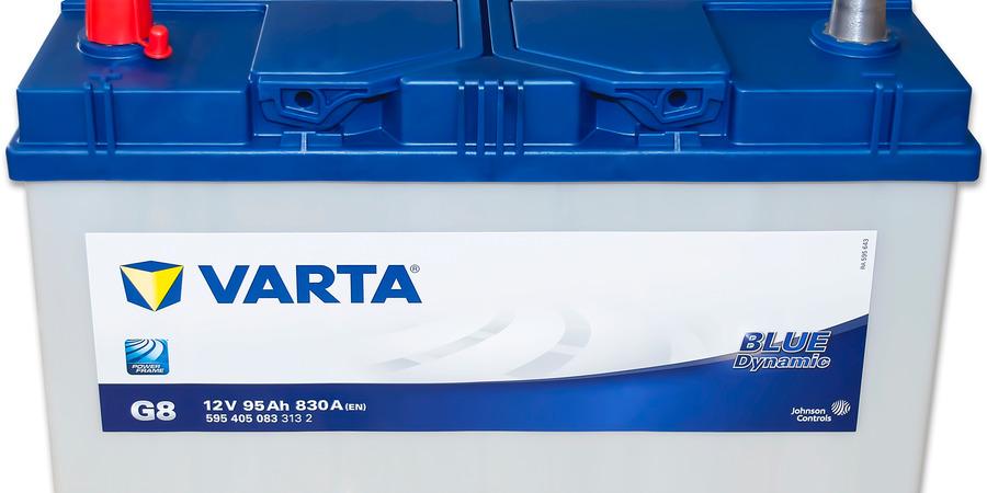 Аккумулятор Varta Blue Dynamic G8