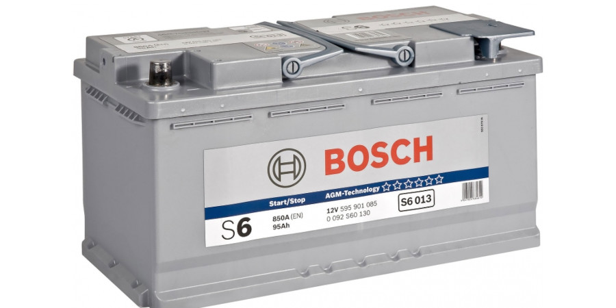 Аккумулятор Bosch S6 AGM