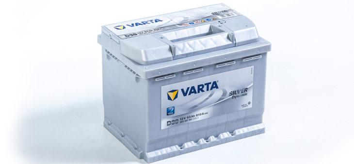 Аккумулятор Varta Silver Dynamic D21